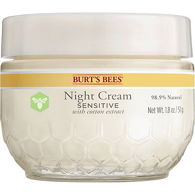 Burt's Bees Night Cream for Sensitive Skin