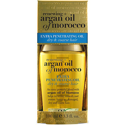 OGX Renewing Argan Oil Of Morocco Extra Strength Penetrating Oil Dry, Coarse Hair