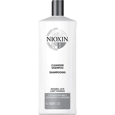 NioxinSystem 1 Cleanser