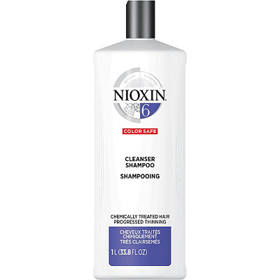 Nioxin System 6 Cleanser