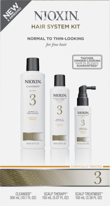 Nioxin System Kit 3 Ulta Beauty