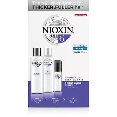 NioxinSystem Kit 6