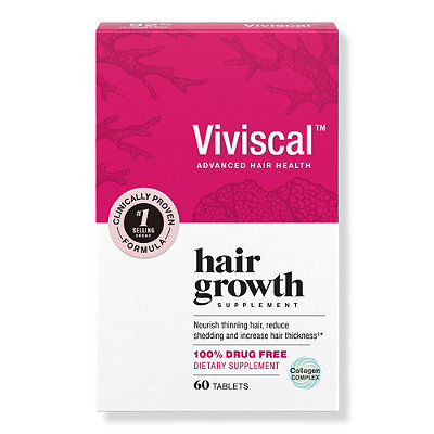 Viviscal Extra Strength Hair Nutrient Tablets 60 Ct