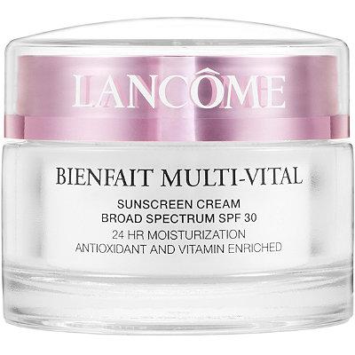 LancômeBienfait Multi-Vital SPF 30 Cream