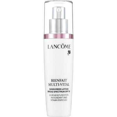 Lancôme Bienfait Multi-Vital Sunscreen Lotion Broad Spectrum SPF 30