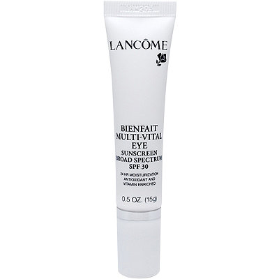 LancômeBienfait Multi-Vital Eye SPF 28 Sunscreen