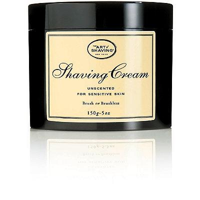 Unscented Shaving Cream