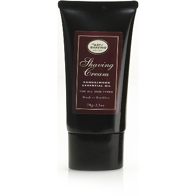 The Art of Shaving Sandalwood Shaving Cream Tube