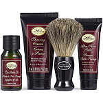 The 4 Elements of the Perfect Shave Sandalwood Starter Kit