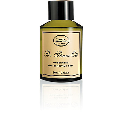 The Art of Shaving Unscented Pre-Shave Oil