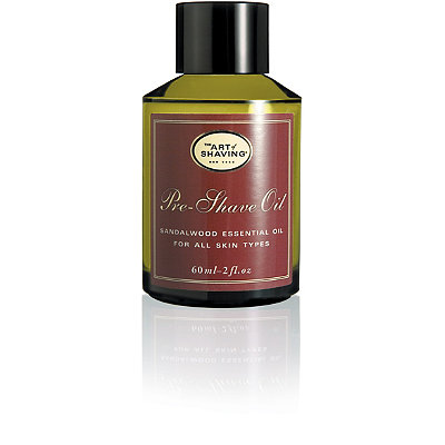 The Art of ShavingSandalwood Pre-Shave Oil
