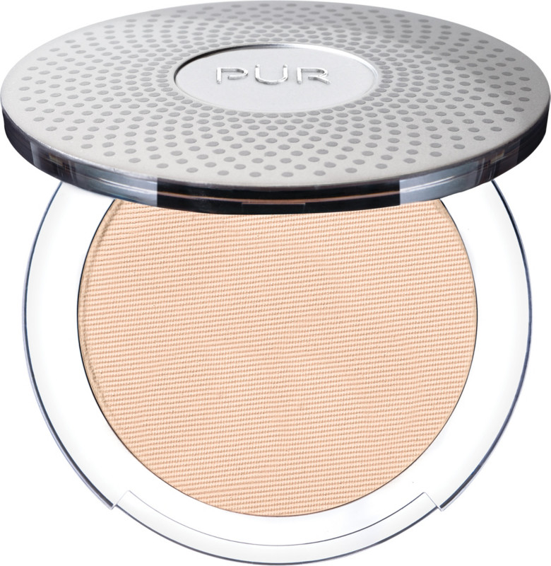 4-in-1 Pressed Mineral Powder Foundation SPF 15