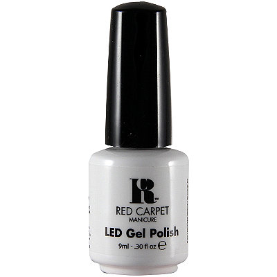 Red Carpet ManicureBlack, Grey & White LED Gel Nail Polish Collection