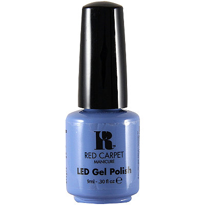 Red Carpet ManicureBlue%2C Green %26 Yellow LED Gel Nail Polish