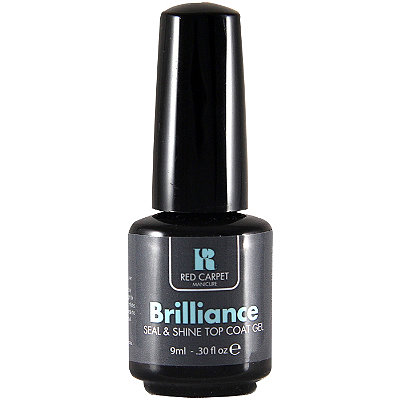 Red Carpet Manicure Step 2: Brilliance Seal & Shine Top Coat