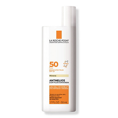 La Roche-PosayAnthelios 50 Mineral Ultra Light Sunscreen Fluid