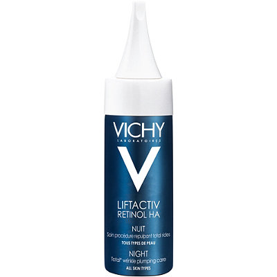 Vichy LiftActiv Retinol HA Night Total Wrinkle Plumping Care