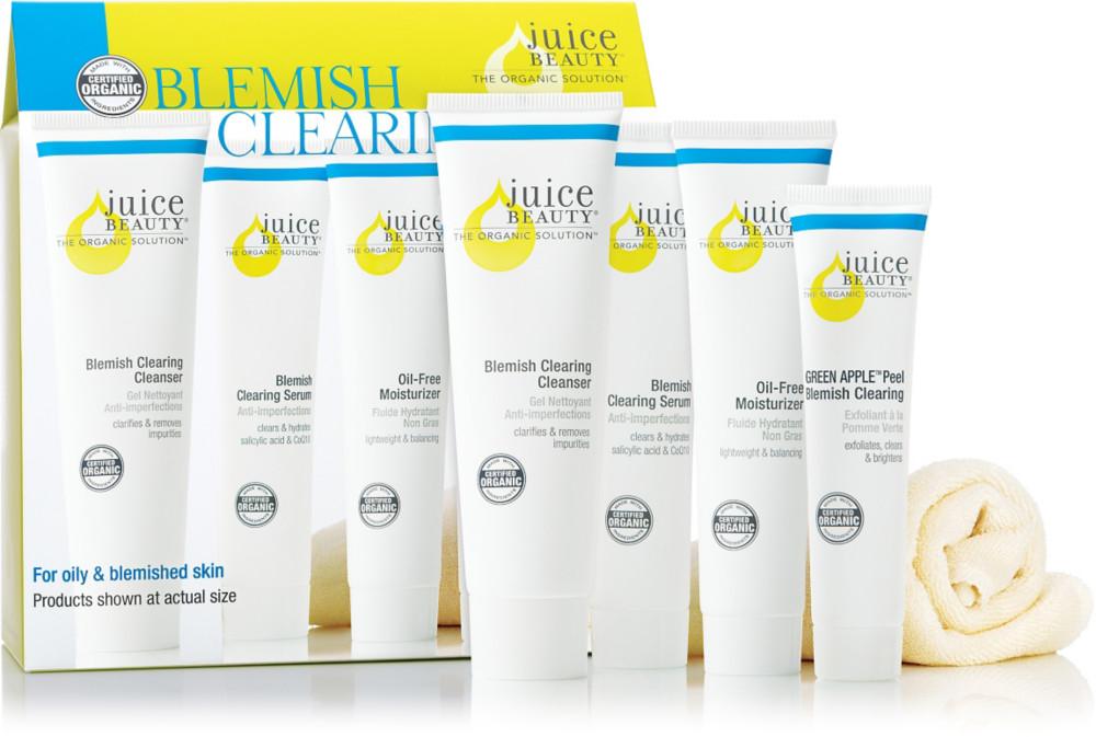 juice beauty blemish clearing kit