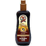 Spray Gel w/ Instant Bronzer SPF 15