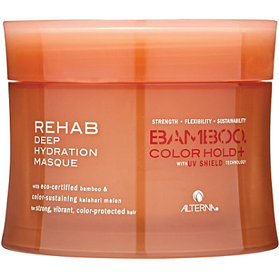 Alterna Bamboo Color Hold %2B REHAB Deep Hydration Masque
