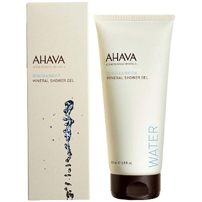 AhavaDead Sea Water Mineral Shower Gel