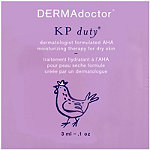 FREE KP Duty AHA Moisturizing Therapy packette w/any Dermadoctor purchase