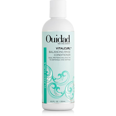 Ouidad Balancing Rinse Essential Daily Conditioner