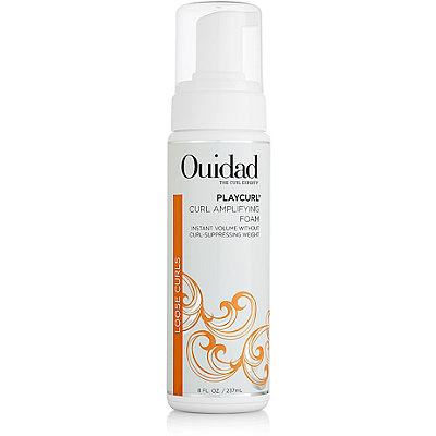 PlayCurl Volumizing Foam