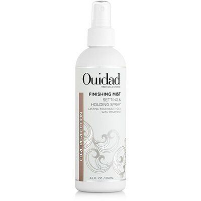 Ouidad Finishing Mist Setting %26 Holding Spray