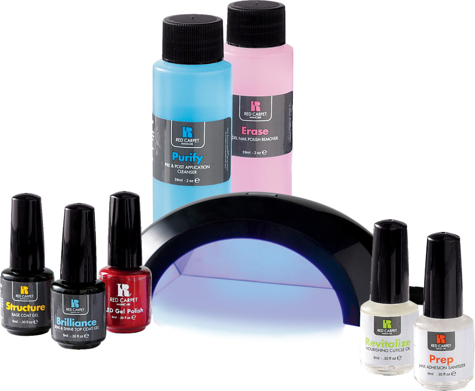 Red Carpet Manicure Pro  Starter Kit Mouse Over Image For A Closer Look