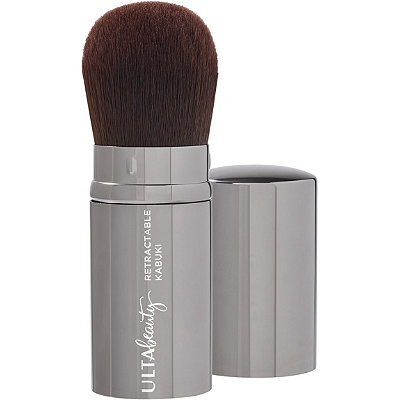 ULTA Retractable Kabuki Brush
