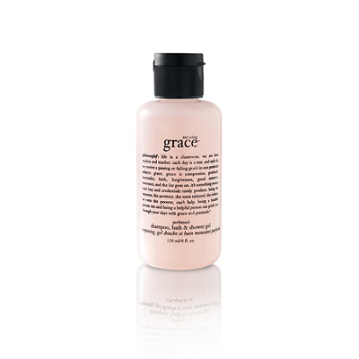Philosophy Online Only FREE Amazing Grace Shower Gel w%2Fany Philosphy Amazing Grace Ballet Rose 2 oz. purchase