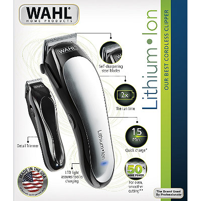 WahlLithium Ion Clipper