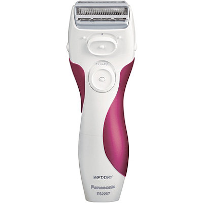 Panasonic Women%27s Shaver with Pop-Up Trimmer Wet%2FDry