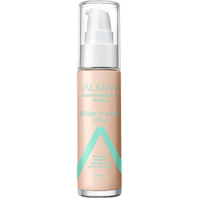 AlmayClear Complexion Blemish Healing Liquid Makeup