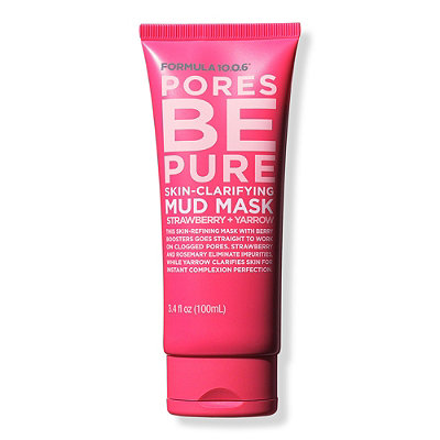 Image result for pores be pure mud mask