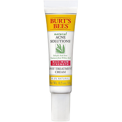Burt's Bees Natural Acne Solutions Maximum Strength Spot Treatment Cream