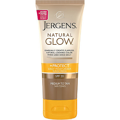 Jergens Natural Glow %26 Protect Daily Moisturizer