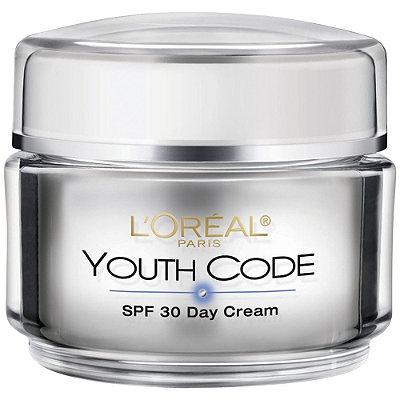 L'OréalYouth Code Dark Spot Correcting & Illuminating Day Cream