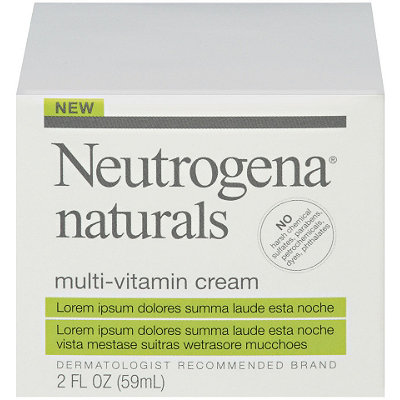 Neutrogena Naturals Multi-Vitamin Cream