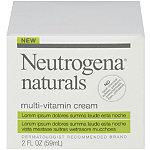 Naturals Multi-Vitamin Cream