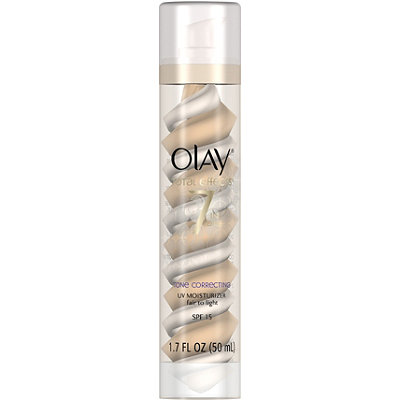 Olay CC Cream - Total Effects Tone Correcting Moisturizer with Sunscreen Broad Spectrum SPF 15
