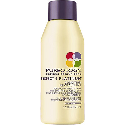 Travel Size Perfect 4 Platinum Condtioner