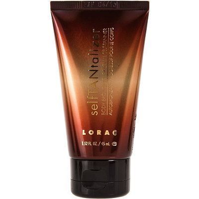 Lorac Online Only Travel Size Self TANtalizer Body Bronzing