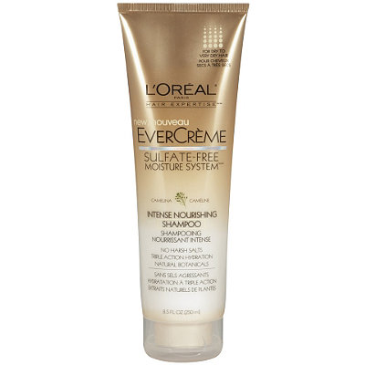 L'OréalEverCreme Intense Nourishing Shampoo