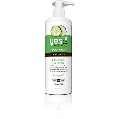 Yes to Yes to Cucumbers Gentle Milk Cleanser