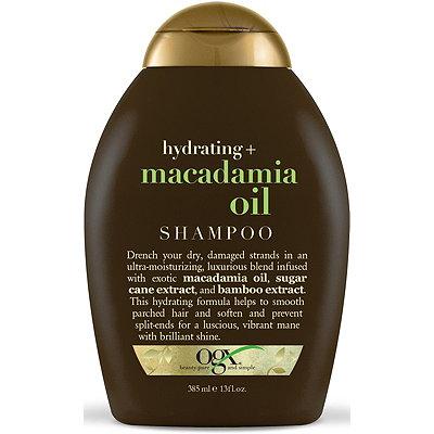 OGXHydrating Macadamia Oil Shampoo