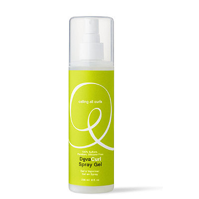 DevaCurl Spray Gel