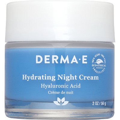 Derma E Hydrating Night Cream with Hyaluronic Acid