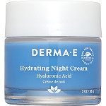 Derma EHydrating Night Cream with Hyaluronic Acid